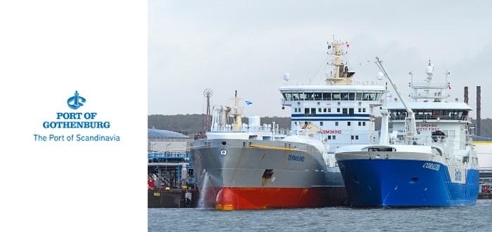 Gothenburg Port Authority Extends And Renews Port Tariff Discounts For Environmentally Friendly Vessels.