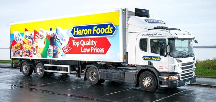 Gray & Adams Opens A New Door To Increased Efficiency For Heron Foods.