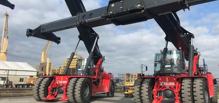 Kalmar Wins Fleet Solution Order From ACFS Port Logistics.