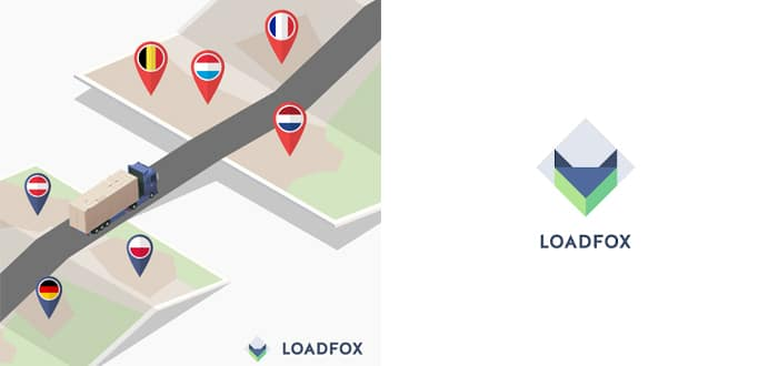 LoadFox On Course For Europe With Maps Of The PTV Group.