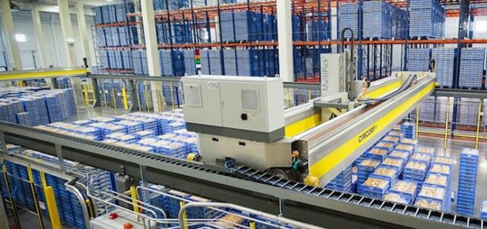 Cimcorp To Showcase Its Robotic Handling Technology For Maximizing Food Freshness At LogiMAT 2019.