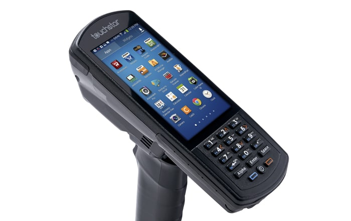 Award Winning Logistics Company Invests in Latest Android RF Handheld From TouchStar Technologies.