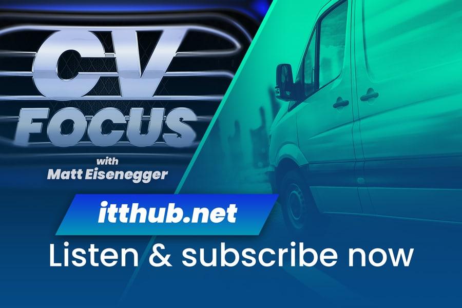 CV Focus podcast