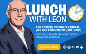 Lunch with Leon podcast