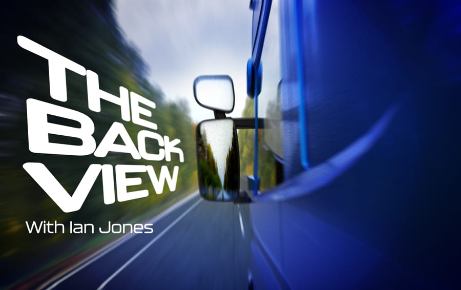 The Back View podcast