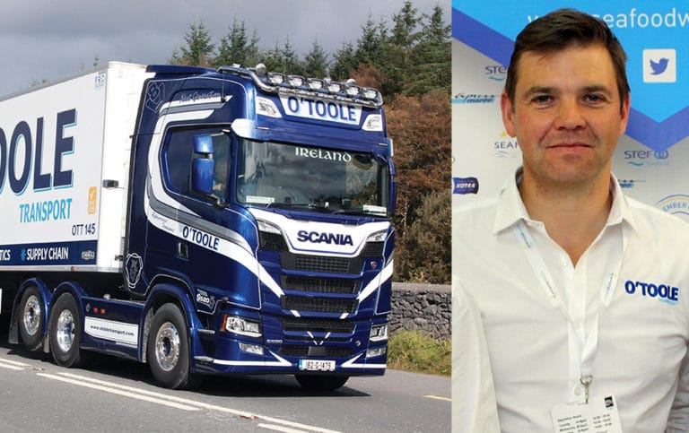 O'Toole Transport - Laurence O'Toole